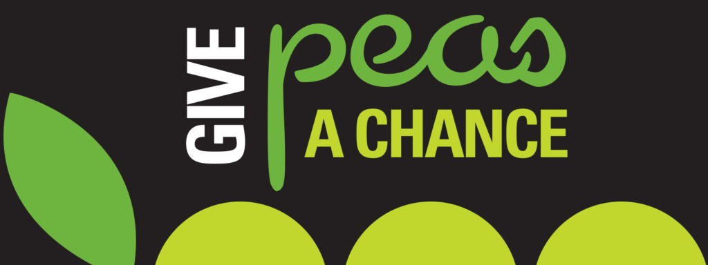 Give Peas a Chance - Help End Hunger in Colorado