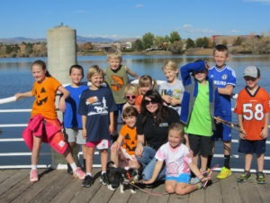 Thanks, Parker Kids' Club, for helping end hunger in Colorado!
