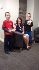 The Kids' Club raised and donated $830 to Hunger Free Colorado.