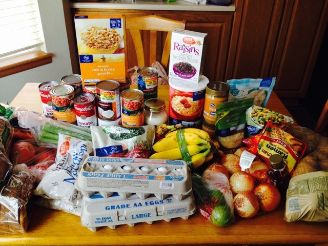 GUEST POST Month Long Food Stamp Challenge