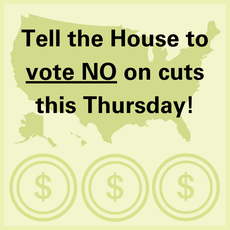 tell colorado s members of congress vote no on house budget